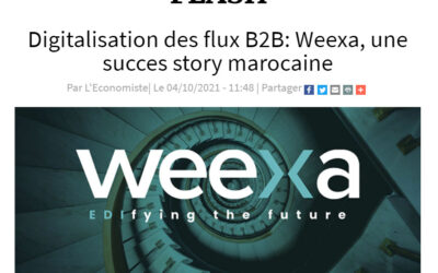 Digitalisation des flux B2B: Weexa, une success story marocaine